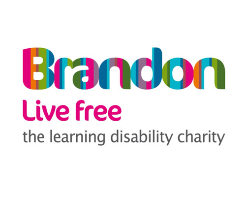 Brandon Live Free Learning Disability Charity Employers Logo